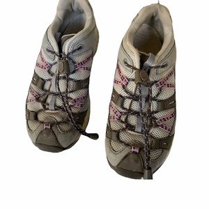 Merell girls Hiking shoes And Running shoes Size 4